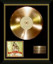 Britney Spears / Ltd Edition CD Gold Disc / Record / Circus