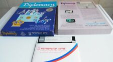 TRS-80: Diplomacy: The Game of International Intrigue - Microcomputer Games 1984