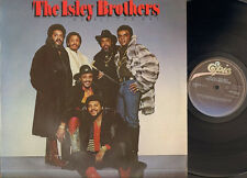 ISLEY BROTHERS Go All The Way LP 1980