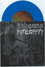 """Integrity/Gehenna """"split"""" 7"""" OOP Converge Bane Have Heart Mayhem Marduk"""