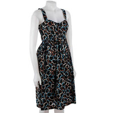 Maggy Boutique Ring Print Dress (Size 8 - Brand New NR)  Cruise or Summer dress?