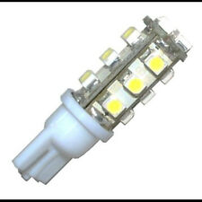 1x T10 W5W Wedge Base LED Bulb White 15 SMD3528 for Malibu Landscape light