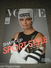 ADRIANA LIMA - ITALIAN VOGUE MAGAZINE - JUNE 2014 - HOT!!!