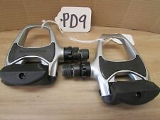 SHIMANO  PD- R540 PEDALS  SILVER     (PD9)