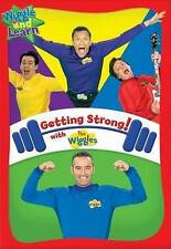 The Wiggles - Getting Strong (DVD, 2012)