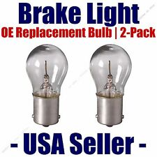 Stop/Brake Light Bulb 2pk - Fits Listed Mercedes-Benz Vehicles - 1141