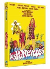 "DVD "" Les Poneyttes"" Johnny Hallyday     NEUF SANS BLISTER"