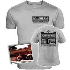 Fast and the Furious Inspired Two-Sided Toretto's Market and Cafe Design T-Shirt