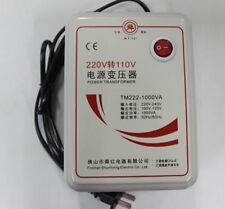 1000w 1KVA Step Down Voltage Converter Transformer 220v-240V to 110v-120V