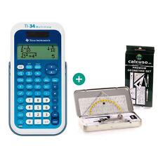 Ti 34 Multiview calculadora + Premium geometrieset