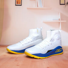 Fashion HOT Men's Under Armour Curry 4 High TRAINING Basketball Shoes Size