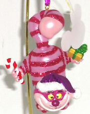 Disney Cheshire Cat Ornament Christmas Tree Theme Parks Alice in Wonderland