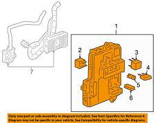 GM OEM-Body Control Module 20889029