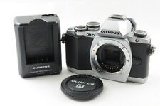 [Excellent+++] Olympus OM-D E-M10 16.1MP Digital SLR Camera w/ Cap and so on