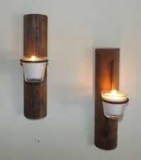 Wandkerzenhalter Kerzenhalter,Design,H1040, unikat selten made in germany
