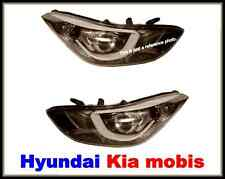 Genuine Projection Head Lamp Light  2p/Set for Hyundai Elantra MD (2014~2016)