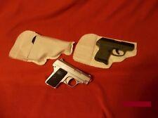 Colt 1908 .25 .22 .32.380pocket pistol compact derringer Gun Sock Holster Liner