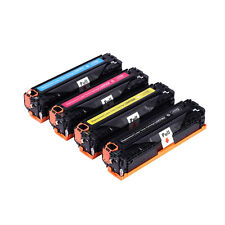 4x Toner Cartridge CF380X CF381-CF383A 312X for HP M476DN M476DW M476NW MFP