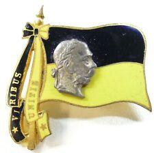 kuk. patriotisches Abzeichen Kaiser Franz Josef #28278