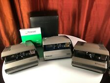 POLAROID 3x Spectra Systems Instant Film Camera with Film exp 06/19 LAST BATCH !