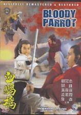 Bloody Parrot Hong Kong Rare Kung Fu Martial Arts Action movie - New Dvd