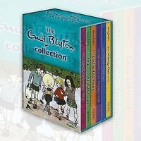 Enid Blyton Collection Magic Faraway Tree Series 6 Books Box Set The Magic Fara