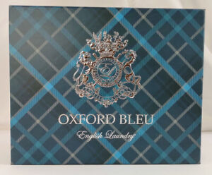 English Laundry Oxford Bleu Men Fragrance Gift Set Cologne Parfum NEW FREE S&H!!