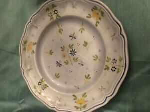 Longchamp Moustiers Dinner plates Set of Two