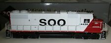 HO Proto 2000  GP38-2  SOO line Railroad  #4436  DC  31035