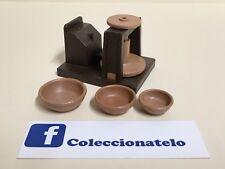 Playmobil TORNO DE ALFARERO - POTTER´S WHEEL  Belen - Oficios 3455 - 6524