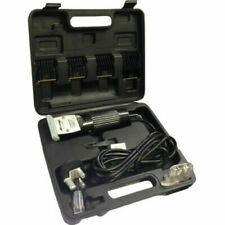 Pet Clippers Dog Clippers 230V or 110V 4 Guide Combs With Case Neilsen CT3543
