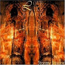 Love like Blood Stormy visions (1993) [Maxi-CD]