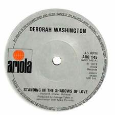 "Deborah Washington - Standing In The Shadows Of Love - 7"" Record Single"