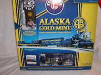 Lionel 6-83701 Alaska Gold Mine Freight Train Set Bluetooth O 027 New 2017 MIB