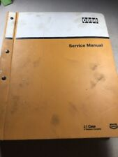 Case 475 Cable Layer Service Manual