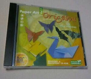 Paper Art Origami - Art of Paper Folding PC Windows 98/Me/2000/XP or Mac