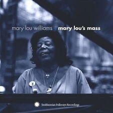 Mary Lou's Mass - Mary Lou Williams -(CD,2005, Smithsonian Folkways Jazz)-NEW
