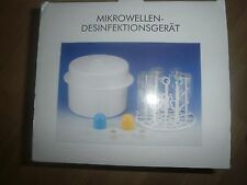 Mikrowellen-Desinfektionsgerät Vapostar, für bis zu 6 Flaschen