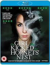 THE GIRL WHO KICKED THE HORNETS NEST *NEW BLU-RAY