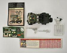 Autobot Hound Vintage Transformer Action Figure 1984 Takara  Incomplete