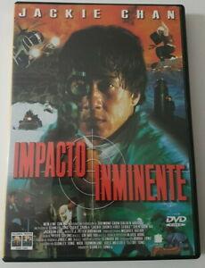 DVD *** IMPACTO INMINENTE *** Jackie Chan (Spagnolo)