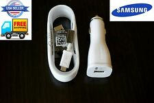 OEM Samsung Galaxy S6 S7 Edge Note 4 Note 5 Adaptive Fast Rapid Car Charger
