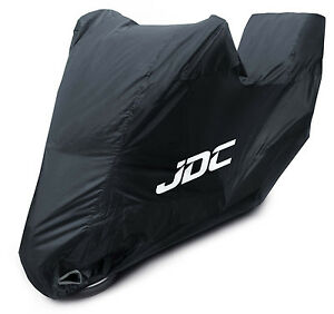 JDC Waterproof Motorcycle Cover Breathable Vented Topbox - RAIN - L Top Box (429