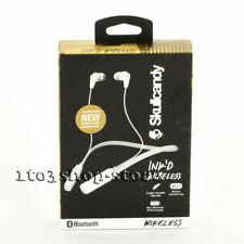 Skullcandy Ink'd In-Ear Bud Earphone Bluetooth Wireless Headphones w/Mic Headset