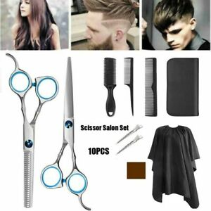 Hairdressing Tools Hair Apron Hairdressing Scissor Set Hair Comb Styling Tools