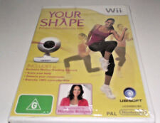 Your Shape Nintendo Wii PAL *Brand New* Wii U Compatible