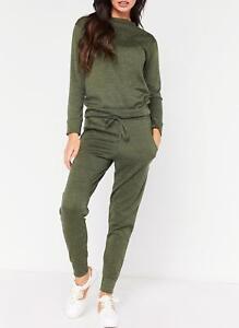 Khaki 2 Piece Loungewear Set (RRP £24.99)