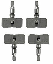 Dodge Jeep Chrysler VW Set of 4 TPMS Tire Pressure Sensors Dorman 974-061