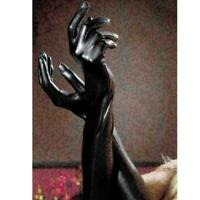 Sexy Women Wet Look Patent Leather Gloves Opera Prom Y5G6 Latex Glove X0U6 I5A7