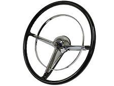 """1955 1956 16"""" Chevy Bel Air / 210 / TRI 5 Restomod Steering Wheel KIT"""